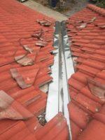 ซ่อมหลังคา ติดตั้งรางน้ำฝนสแตนเลส พระประแดง กทม